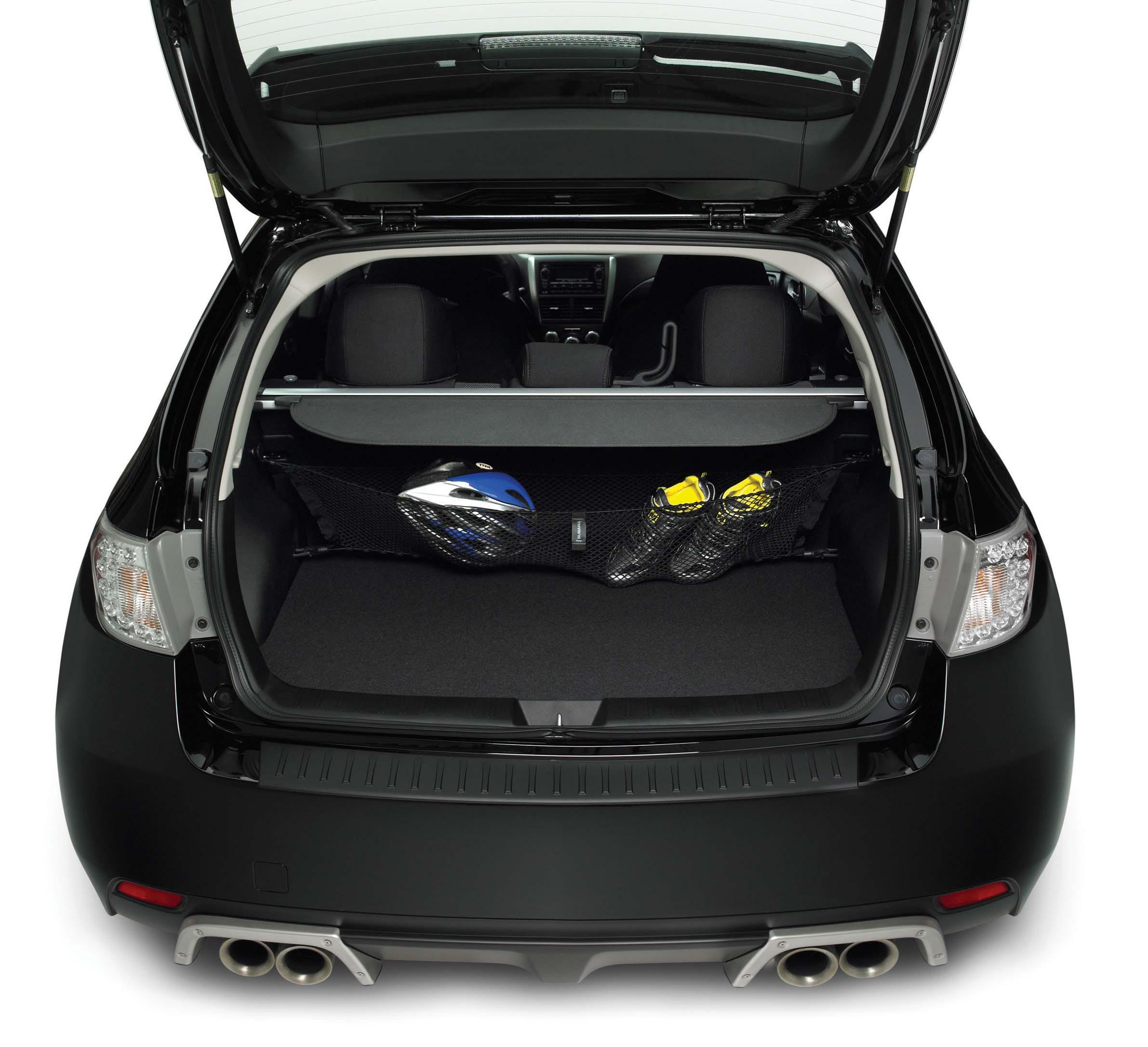 Toyota Superstore Hartford Ct: 2011 Subaru Impreza Cargo Net